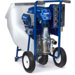 NEW GRACO® ToughTek F340e Fireproofing Pump