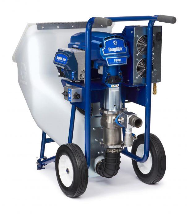NEW GRACO® ToughTek F340e Fireproofing Pump