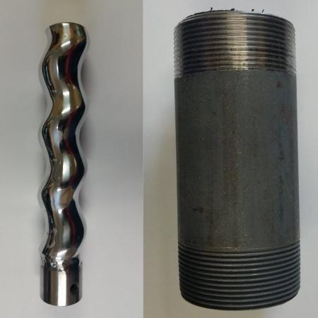 1L3 Rotor - Stator Tube