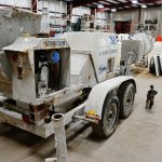 fireproofing Pump