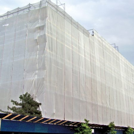 Scaffold Enclosure