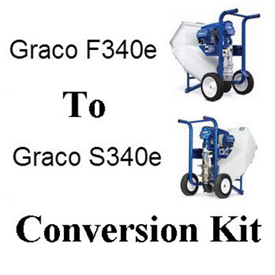 Graco F340e to S340e C Kit