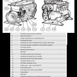 Hatz 2M41z Engine Parts