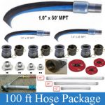 Hose Package 100 Ft