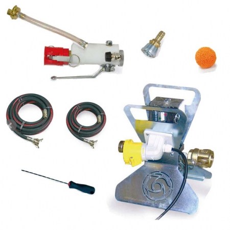 IMER Controlled Pressure Grout Kit
