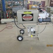 Fireproofing Mixers (Strong CM1 Mixer)