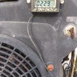 "Sprayforce Hydraulic 6"" Stator"