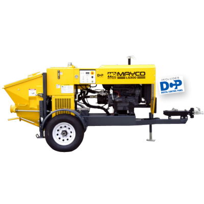 Mayco Concrete Pump | Mayco LS300 Concrete Pump For Sale