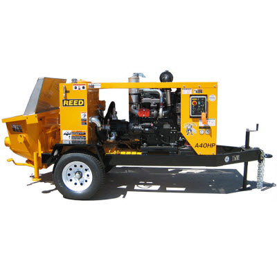 Reed A Series Concrete Pumps For Sale | Concrete Pumps Oregon