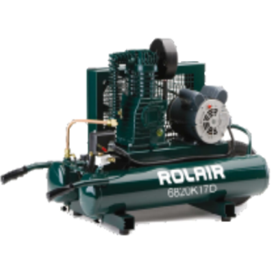 Rolair Compressor For Sale | Rolair Compressor-8.9 CFM @ 90psi-Electric
