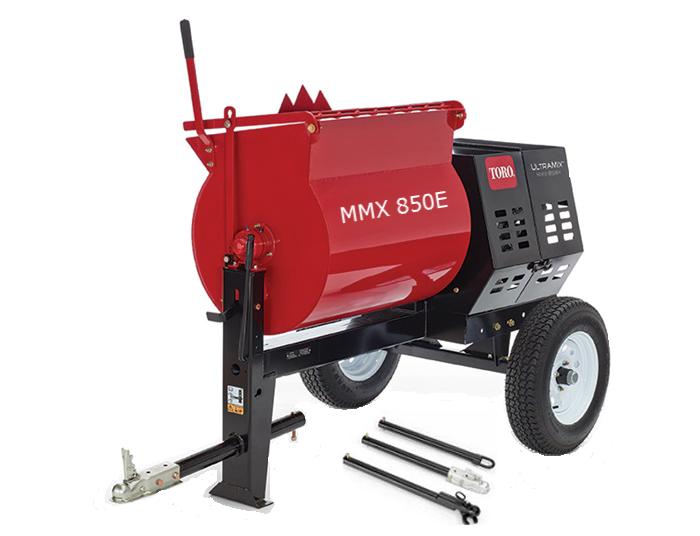 Toro 850E Electric Mixer   Toro Mortar Mixer For Sale on Craigslist