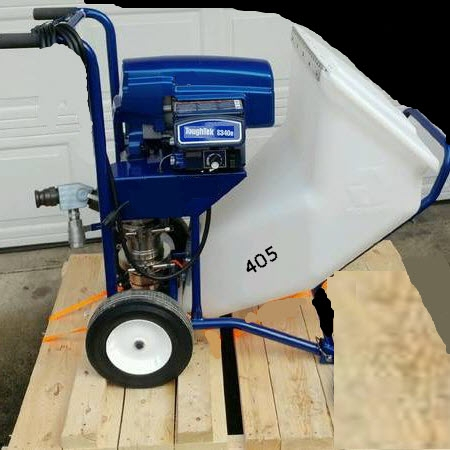USED Graco S340e Stucco Pump