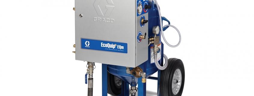 Ecoquip 2 EQm Vapor Abrasive Blast Equipment