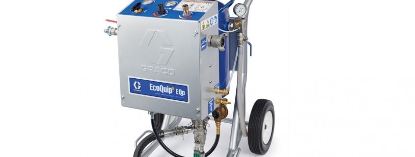 ecoquip 2 eqp vapor abrasive blasting equipment