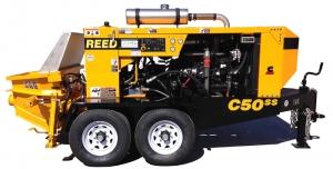 Reed Series C Concrete Pumps