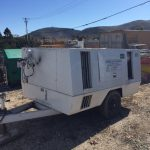 USED Sullair with John Deere Turbo Diesel Air Compressor For Sale